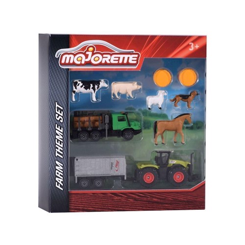 Image of Majorette Farm Playset (3467452001516)