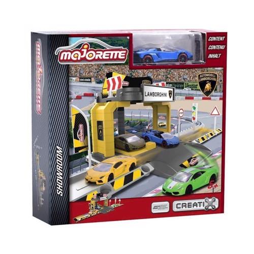 Image of Majorette - Creatix Lamborghini Showroom (3467452005187)