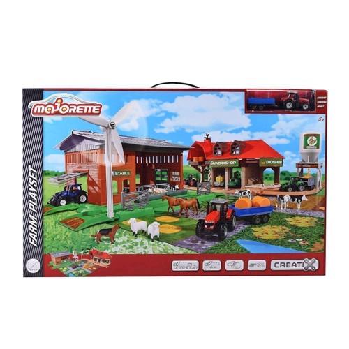 Image of Majorette Creatix Farm Playset (3467452038161)