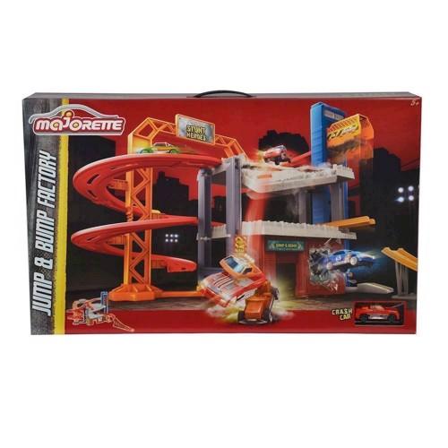 Image of Majorette Heroes Stunt Jump and Bump Factory, Fabrik (3467452042366)
