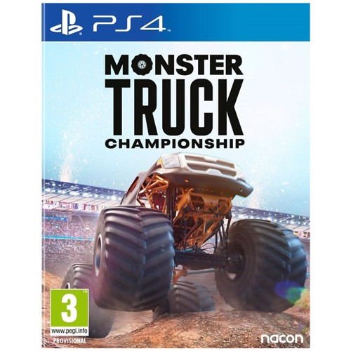 Image of Monster Truck Championship - PS4 (3665962000917)