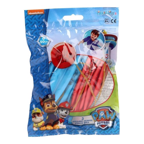 Image of   Punch Balloons med Paw Patrol