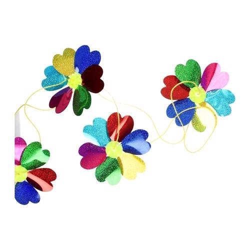 Image of   Garland blomster vindmølle