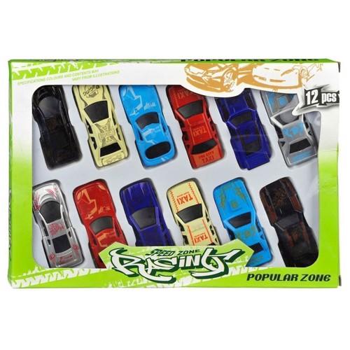 Image of   Bil sæt med 12 dele
