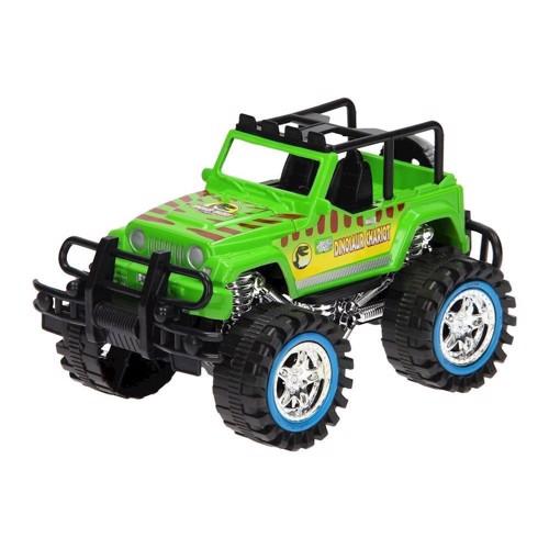Image of   Jeep med pullback, grøn