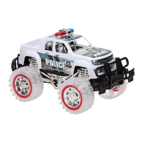 Image of Cross-country truck, bil med lys (3800966001816)
