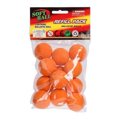 Image of Softbolde, refill til skyder