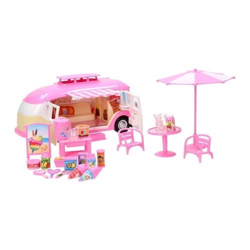 Image of   is butik camper til dukker