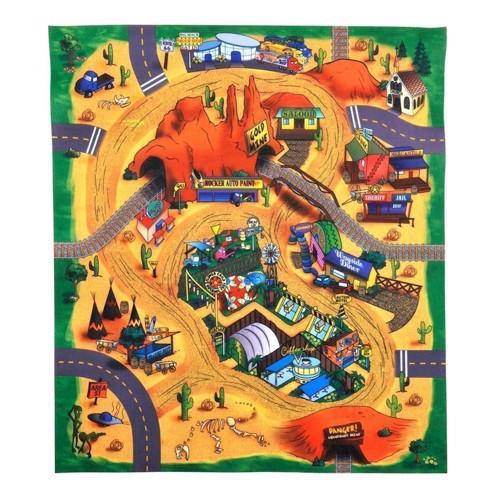 Image of Ørken legetæppe til biler (3800966002622)