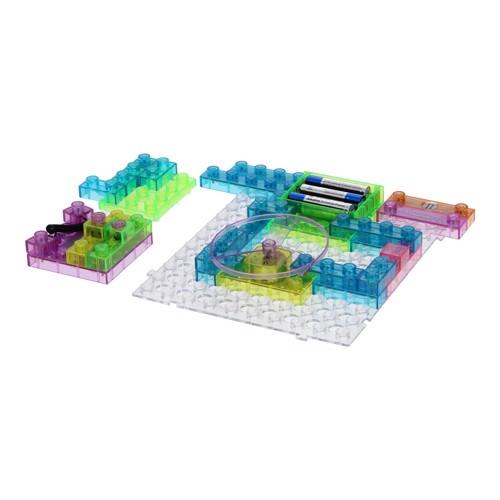 Image of   Electronic Blocks - Elektrisk byggesæt, 115 dele