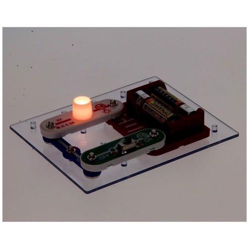 Image of Elektrisk byggesæt, lampe (3800966003681)