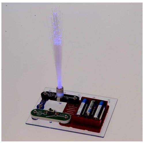 Image of Elektrisk byggesæt, med lys (3800966003698)