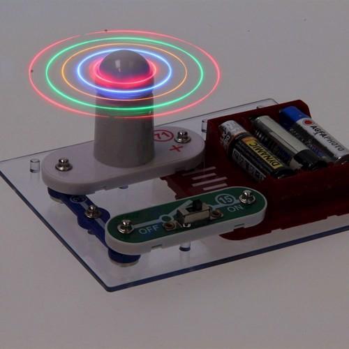 Image of   Elektrisk sæt med vifte