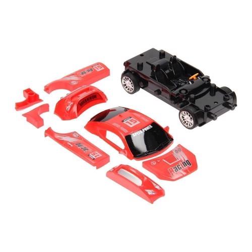 Image of   Racer bil, byggesæt