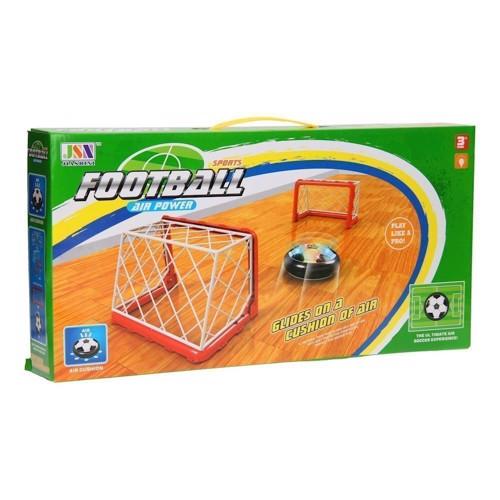 Image of Luft fodbold med mål (3800966005586)