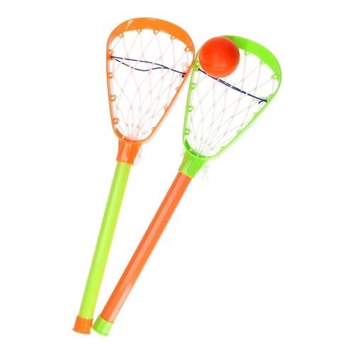 Image of   Udeleg, Lacrosse spil
