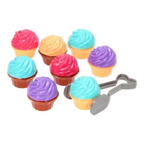Image of   Cupcake Sæt 17 dele