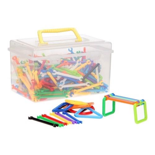Image of DIY byggesæt, stænger i kasse (3800966007283)