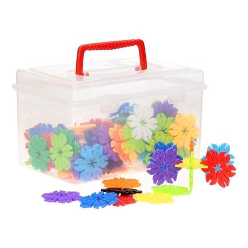 Image of DIY byggesæt, blomster i kasse (3800966007450)