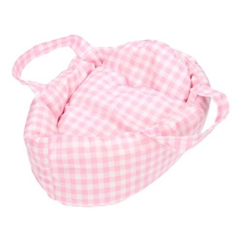 Image of   Dukke seng med pude