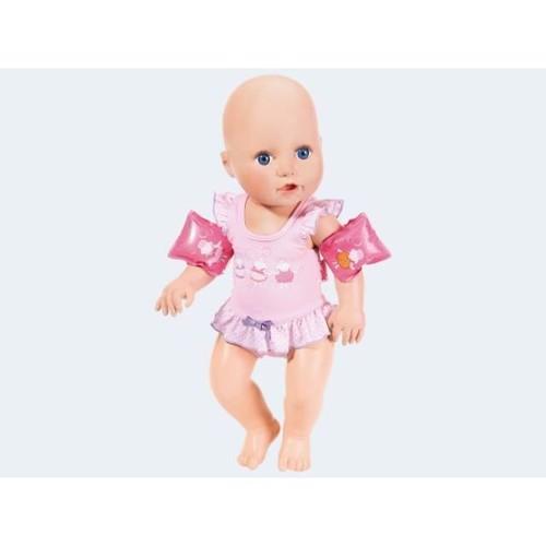 Image of Baby Annabell lærer at svømme (4001167700051)