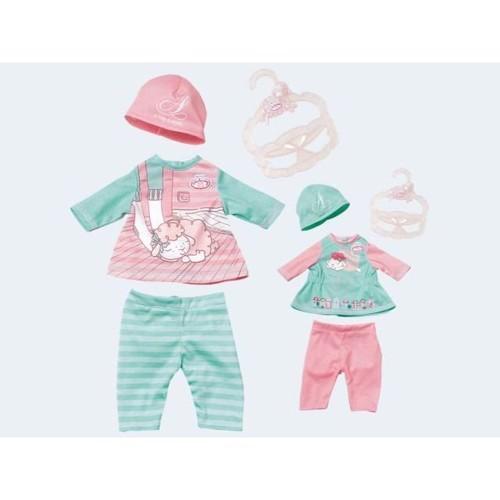 Image of Baby Annabel tøjsæt med får