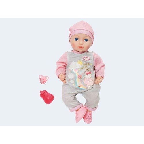 Image of Baby Annabel Mia so soft dukke 46cm (4001167700655)