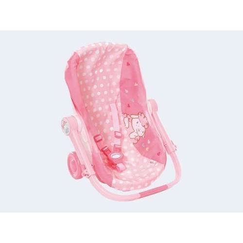 Image of Baby Annabell bærestol med hjul (4001167700709)