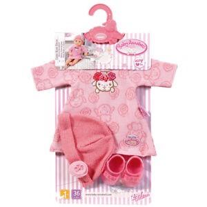 Image of Baby Annabell Kjole Med Hue Og Sko (4001167701843)