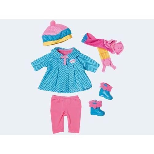 Image of Baby Born Deluxe tøjsæt til kolde dage (4001167823828)