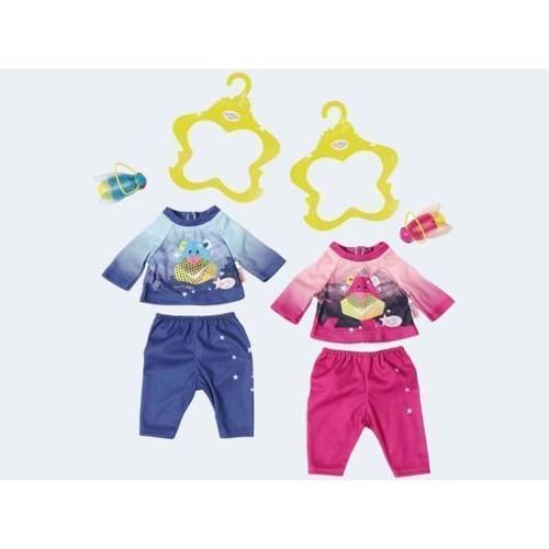 Image of Baby Born Play&Fun natlys tøjsæt (4001167824818)