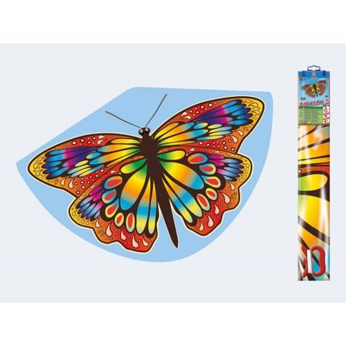 Image of   Drage sommerfugl 92x62cm
