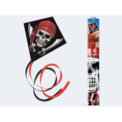 Image of   Drage pirat 65x63cm polyester