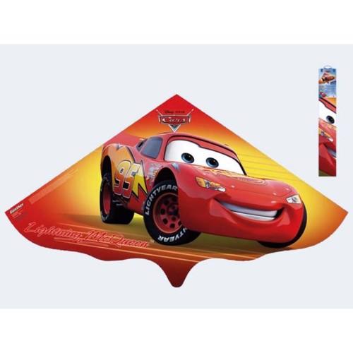 Image of   Drage med Cars 115x63cm