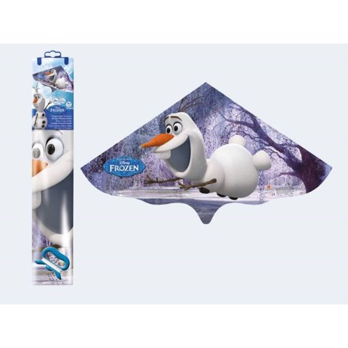 Image of   Drage Frozen Olaf 115x63cm