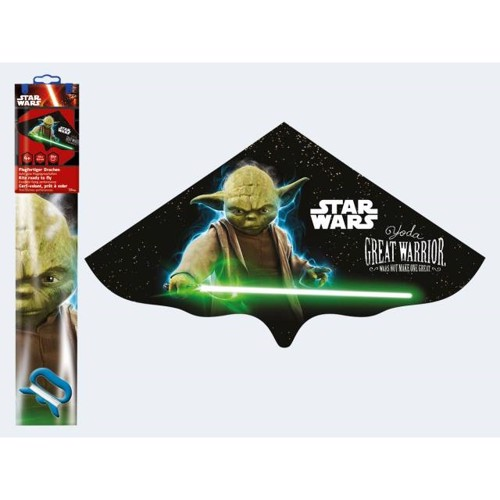 Drage Star Wars Yoda 115x63cm