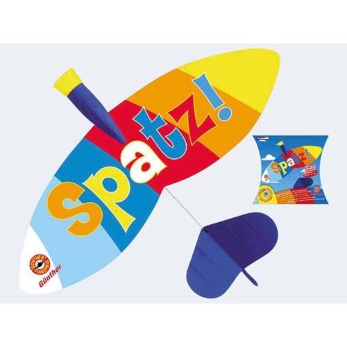 Image of   Spin sailors Spatz 22x19cm