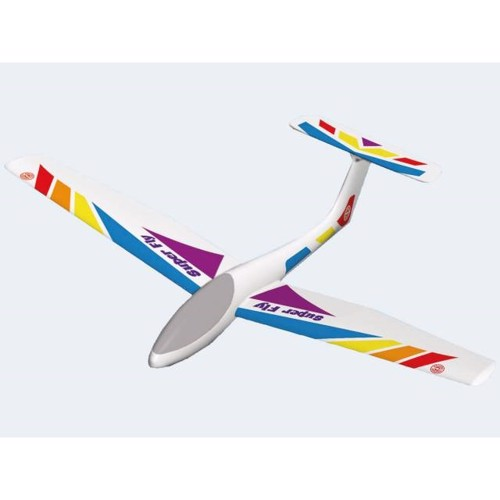 Image of   Super Fly glider 37x48cm