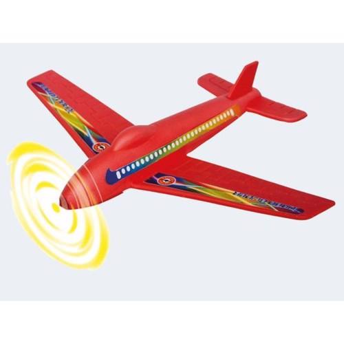 Image of   Hutig start flyvemaskine Turbo Glider 25x20cm