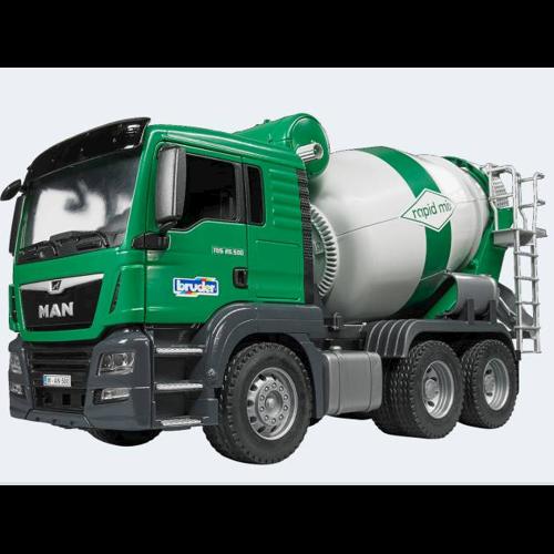 Image of Bruder lastbil MAN TGS cementblander (4001702037109)