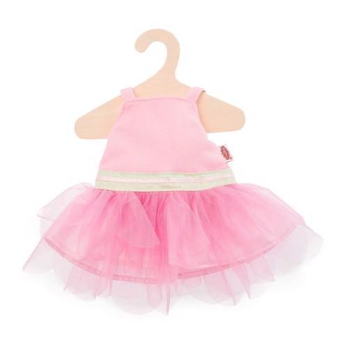 Image of   Dukketøj, Ballerina kjole til dukker på 28-33 cm