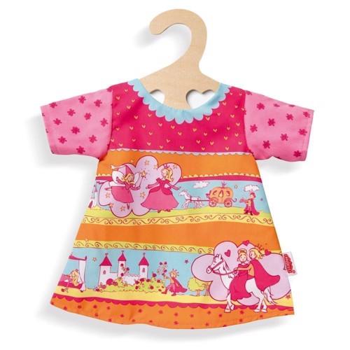 Image of   Dukketøj, Fe kjole til dukker på 28-35 cm
