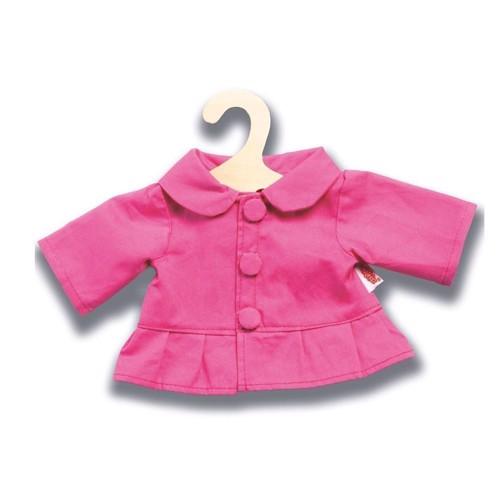 Image of   Dukketøj, jakke til dukker på 35-45 cm