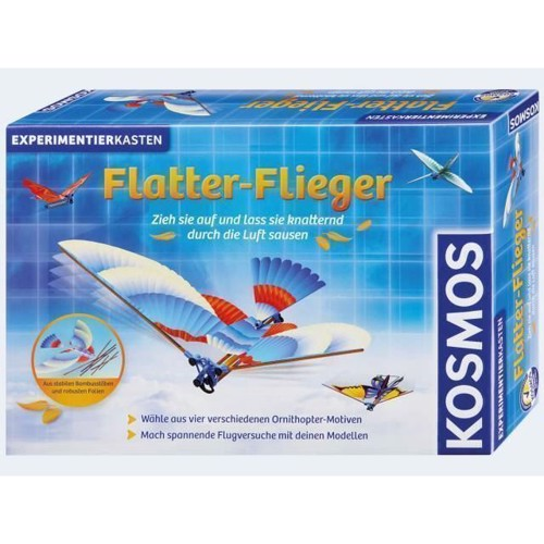 Image of   Cosmos Flutterflyer