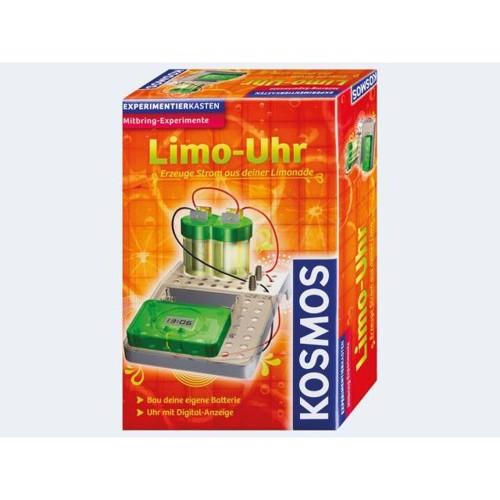 Image of   Kosmos Limo Uhr 8+