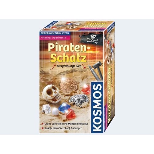 Image of   Cosmos Pirate Treasure