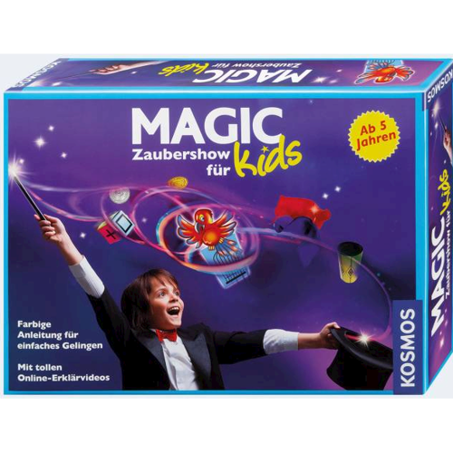 Image of Cosmos Magix Magic show for kids (4002051698829)