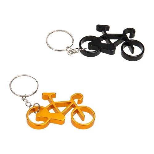 Image of   Retro nøglering med cykel