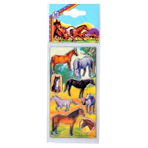 Heste klistermærker