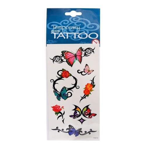 Sommerfugle tatoveringer